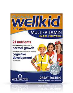 Wellkid Smart Chewable
