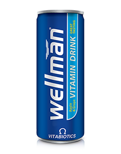Wellman Vitamin Drink