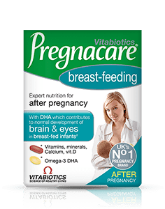 Pregnacare Plus Product Information - Vitabiotics