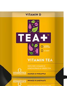 TEA+ Vitamin D Vitamin Tea