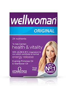 Wellwoman Vitamin Drink
