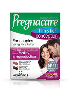Pregnacare Him & Her Conception