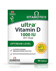 Ultra Omega-3 Liquid Product Information - Vitabiotics