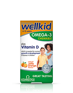 Wellkid Omega-3 Chewable