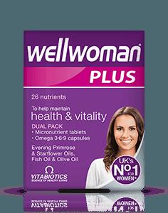 Wellwoman Plus 3-6-9