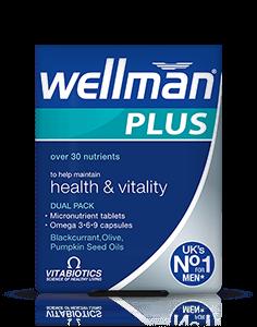 Wellman Plus 3-6-9