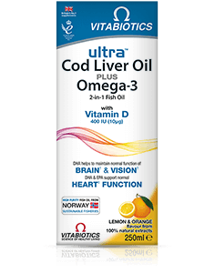 Ultra Cod Liver Oil Liquid