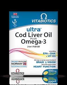 Ultra Cod Liver Oil