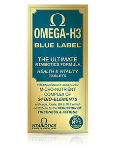 Omega-H3 Blue Label