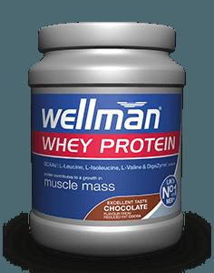 Wellman Whey Protein 400g
