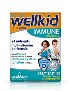 Wellkid Immune Chewable