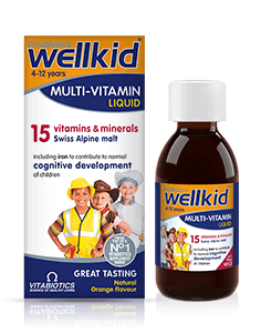 Wellkid Multi-vitamin