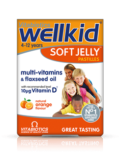 Wellkid Soft Jelly Pastilles