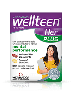 Wellteen Her Plus