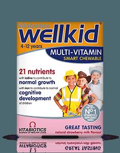 Wellkid Smart Chewable