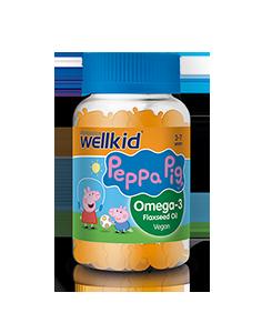 Wellkid Peppa Pig Omega-3