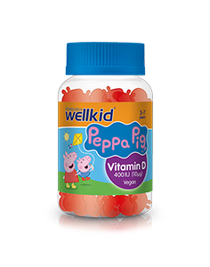 Wellkid Peppa Pig Vitamin D