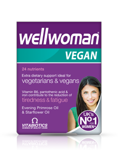 Vitabiotics Wellwoman Vegan